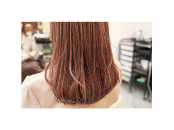 """髪色は""""ピンクブラウン""""がハズせない☆優しい髪色を実現させよ!"""
